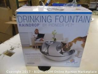 Pet Drinking Fountain Please preview