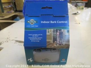 Indoor bark Control Please preview
