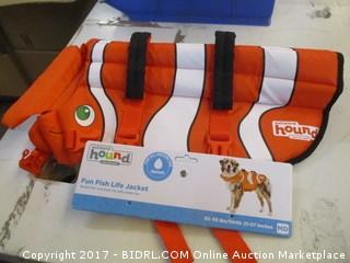 Fun Fish Life Jacket