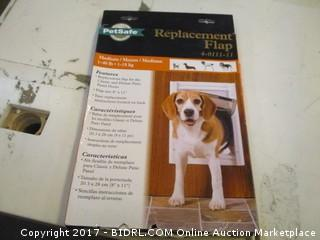 Pet Safe Replacement Flap Please Preview