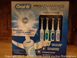 Oral; Pro Advantage