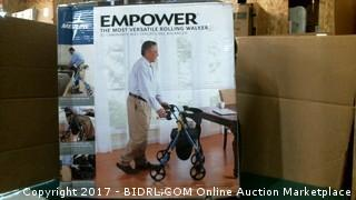 Empower Rolling Walker Please Preview+