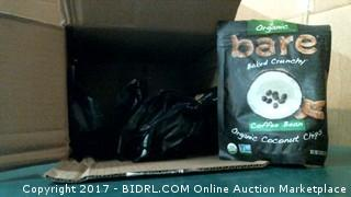 Bare Coffee Beans Box Lot