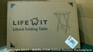 Lifewit Folding Table Please Preview