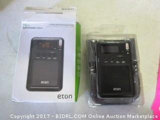 Eton AM/FM Shortwave Radio