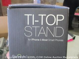 Ti Top Stand for Smart Phones