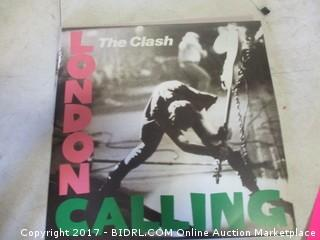 The Clash London Calling Album
