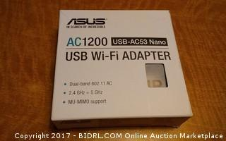 ASUS Adapter Please Preview