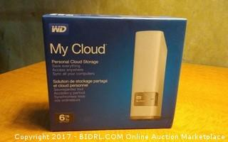WD My Cloud Please Preview