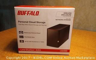 Buffalo Personal Cloud Storage Please Preview