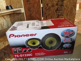Pioneer  2 Way Speakers