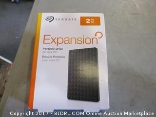 seagate Expansion Desktop Drive Please Preview