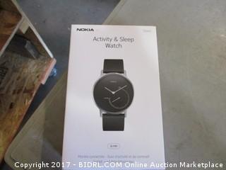 Nokia Activity & Sleep Watch