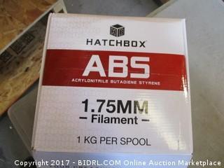 Hatchbox ABS Filament