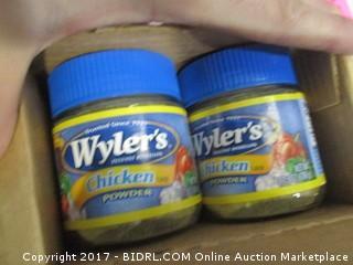 Wyler Instant Bouillion Powder