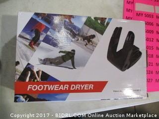 Footwear Dryer