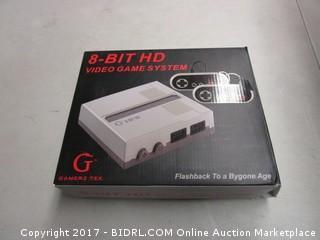 8 Bit HD Video Game System