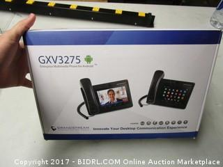 Grandstream GXV3275 Enterprise Multimedia Phone for Android