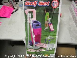 Toy Golf Set