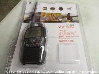 VHF Fadio