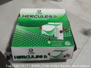 Hercules 2 50 Amp High Amperage Controller