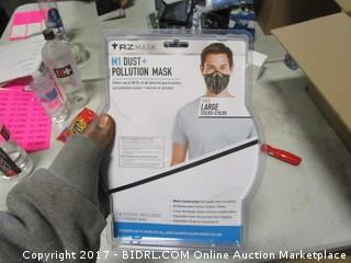 Dust/Pollution Mask