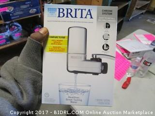 Faucet Water Filtration