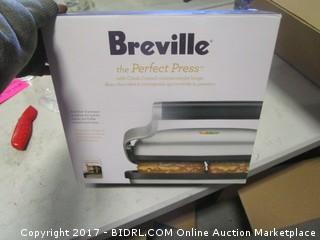 Breville Panini Press