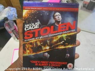 Nicolas Cage DVD