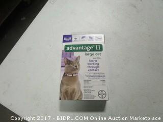 Advantage II Large Cat Item