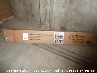 Zinus Modern Studio 14 Inch Platform 1500 Metal Bed Frame (Retail $79.00)
