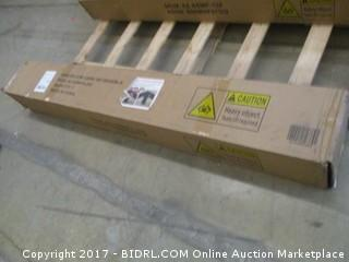 Zinus Modern Studio 10 Inch Platform 2000H Metal Bed Frame, Full (Retail $127.00)