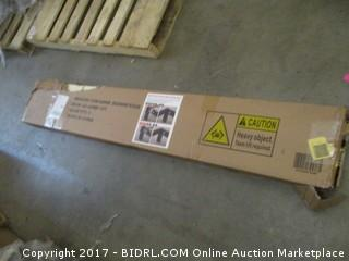 Zinus Modern Studio 10 Inch Platform 2000 Metal Bed Frame, Twin (Retail $92.00)
