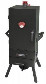 Landmann USA 3495CLA Smoky Mountain 34-Inch Vertical Charcoal Smoker (Retail $201.00)