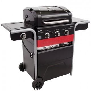 Char-Broil Gas2Coal 3-Burner Liquid Propane and Charcoal Hybrid Grill (Retail $264.00)