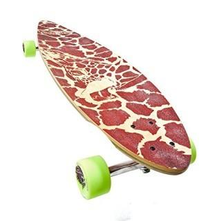Remember Collective Savannah Complete Longboard Skateboard (Retail $122.00)