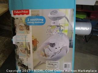 Fisher Price Cradle n Swing Please Preview
