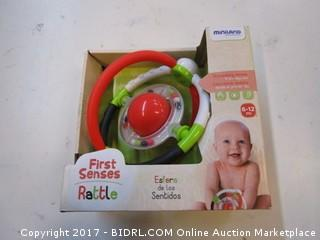 First Senses Rattle Please Preview