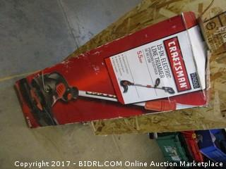 Craftsman Electric Line Trimmer Please Preview