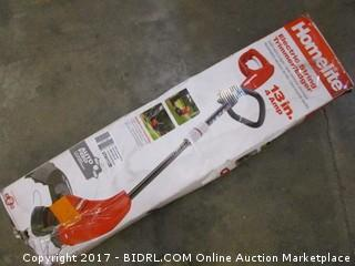 Homelite Electric String Trimmer/Edger Please Preview
