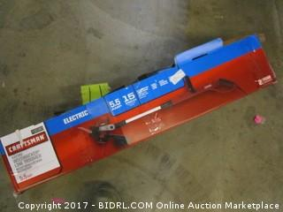 Craftsman Electric Weedwacker Line trimmer Please Preview