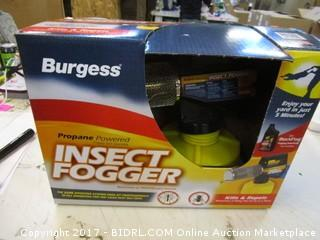Burgess Insect Fogger Please Preview
