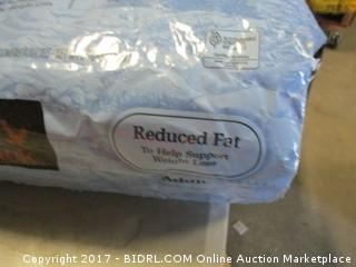 Reduced Fat Dog Food