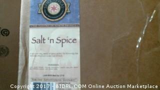Salt & Spice Please Preview