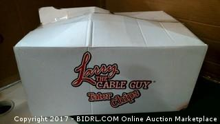 Larry the Cable Guy Cheexe Burger Tater Chips Please Preview