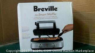 Breville The Smart Waffle Please Preview