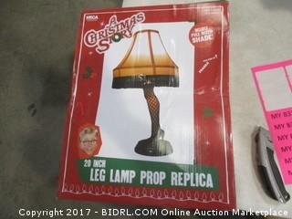 Leg Lamp Prop Replica