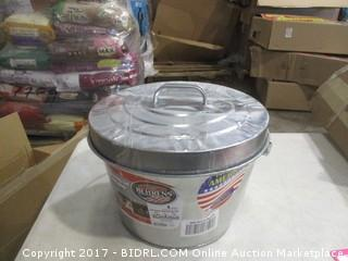 Locking Lid Container dented Please Preview