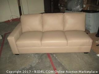 Sectional Incomplete MSRP $2980.00 Please Preview