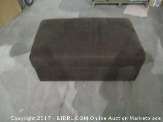 Ottoman with Storage Please Preview MSRP $940.00